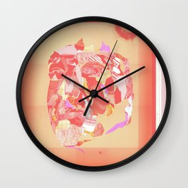 July Wall Clock