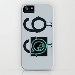 Numerical Horror Story iPhone Case