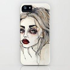 Frances Bean Cobain no.3 Slim Case iPhone (5, 5s)