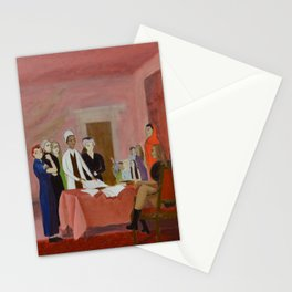 Seneca Falls Stationery Cards