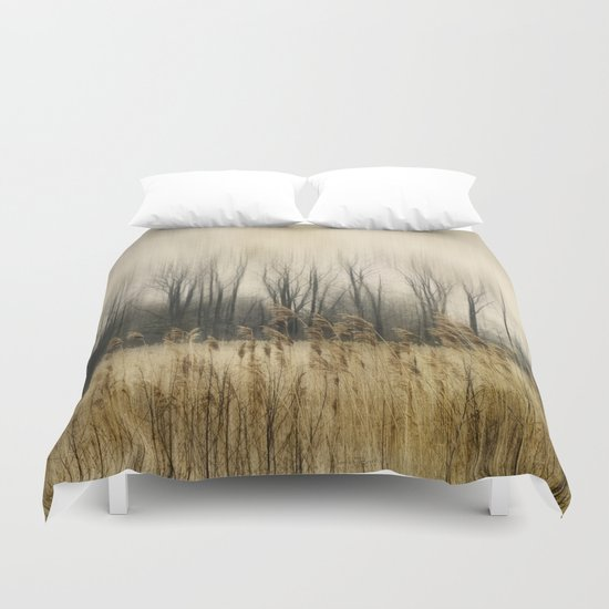 Marsh Edge Duvet Cover