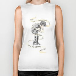 Boulevard of Broken Dreams Biker Tank