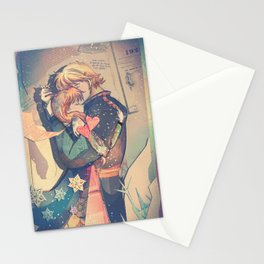 We May - [Frozen/Kristanna] Stationery Cards