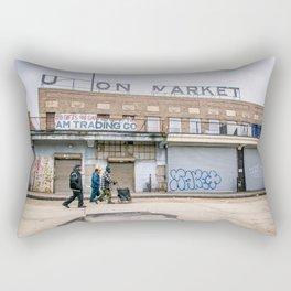 We Run These Streets Rectangular Pillow