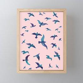 Birds II Framed Mini Art Print