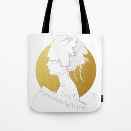 MELLOW GOLD (Steal My Body Home) Tote Bag
