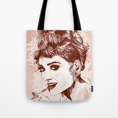Love for Audrey Tote Bag