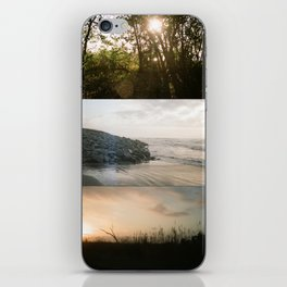 Peace + Freedom Panoramic iPhone Skin