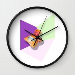 Urban culture Wall Clock