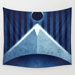 The Moon - The Eternal Light Wall Tapestry