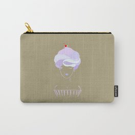 Cupcake Girl Carry-All Pouch