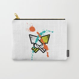 Splatoon - Turf Wars 4 Carry-All Pouch