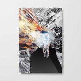 Hyper Reality Metal Print