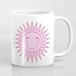 Happiness in Pink - Sunshine Series Coffee Mug