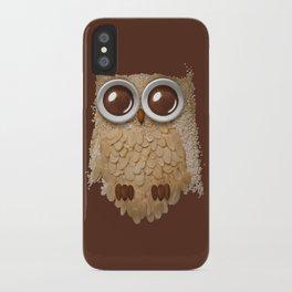 Owlmond 2 iPhone Case