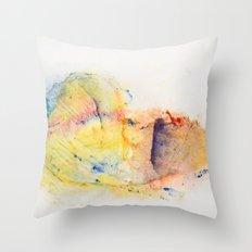 Helix Pomatia Throw Pillow