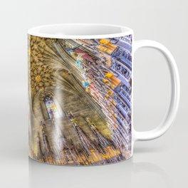St Giles Cathedral Thistle Chapel Coffee Mug