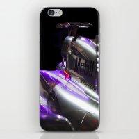 formula 1 iPhone & iPod Skins featuring McLaren Formula 1 car by SteveHphotos