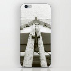 Boat I iPhone Skin