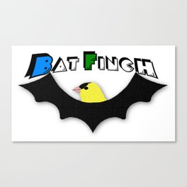 BatFinch Canvas Print