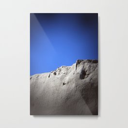 wall of sand Metal Print