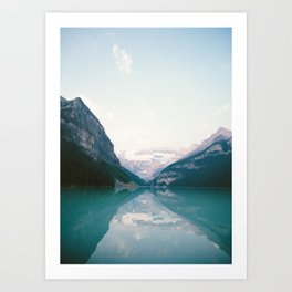 Lake Louise #society6 #nature Art Print