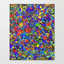 Abstract #738 Canvas Print