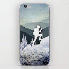 Winter Mountains iPhone & iPod Skin
