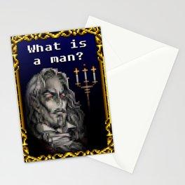 Dracula Jeopardy Stationery Cards