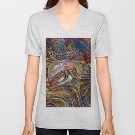 Dreamtime Unisex V-Neck