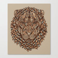 Lion (Royal) 2.0 Canvas Print