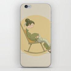 Round iPhone & iPod Skin