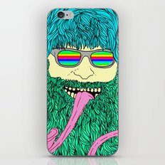 Lsd party 2 iPhone & iPod Skin