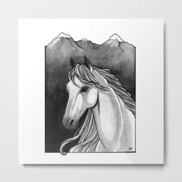 Swift Metal Print
