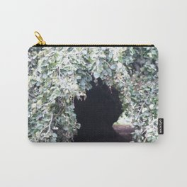 Hiding place under the tree branches. Carry-All Pouch
