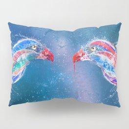 Love Splash Pillow Sham