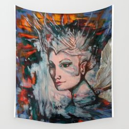 FAIRIE QUEEN Wall Tapestry