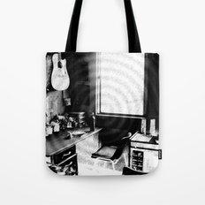 ATÊLIE B&W Tote Bag