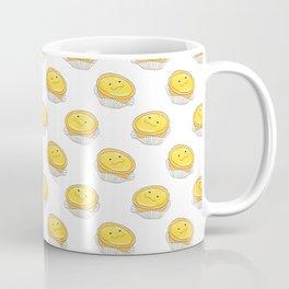 The yellow egg tart Coffee Mug