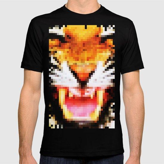 PixelTiger T-shirt