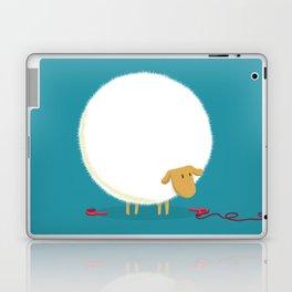 Fluffy Sheep Laptop & iPad Skin
