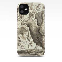 Griffin 1607 Nature Illustration iPhone Case