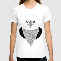 eagle T-shirts featuring Eagle by Art & Be
