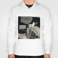 architect Hoodies featuring Behind the architect III by Paul Prinzip