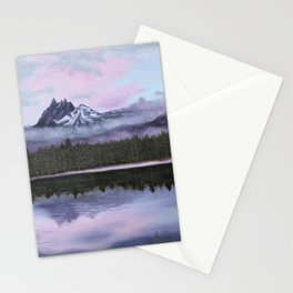 Three-Fingered Jack Looking Over Marion Lake Stationery Cards