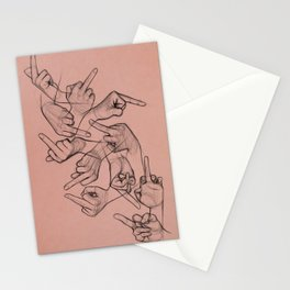 Les Oiseaux Stationery Cards