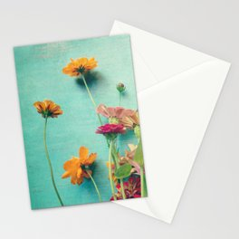 I Carry You With Me Into the World Stationery Cards