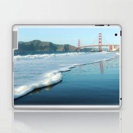 Golden Gate from Baker Beach Laptop & iPad Skin