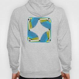 Parrots - Macaw Hoody