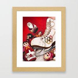 Sotchi Framed Art Print